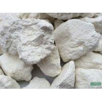 Глина Белая натуральная кусковая 1 кг