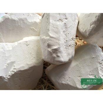 Мел Сумской натуральный кусковой, пакет 500 г