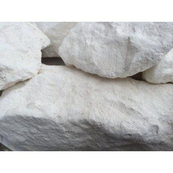 Мел Артёмовский натуральный кусковой, пакет 1 кг