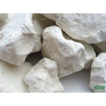 Глина Белая натуральная кусковая 500 г